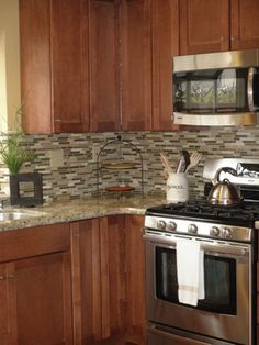 14 Best Backsplash With St Cecilia Images In 2016 Kitchen