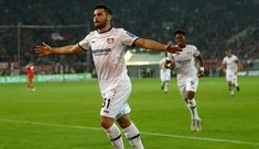 Bundesliga: Volland meets twice - Derby victory for Bayer - Sport World Fc Bayern Munich, Robert Lewandowski, Almost Always, S Models, Moving Forward, Victorious, Derby, Champion, Two By Two