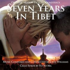 John Williams - Seven Years In Tibet: Original Motion Picture Soundtrack Colored 180g 2LP (White Vinyl) December 16 2016 Pre-order