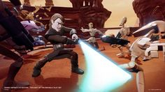 Star Wars Rise Against The Empire Play Set Featuring Iconic Moments From The Original Star Wars Trilogy Now Available For Disney Infinity 3.0 Edition