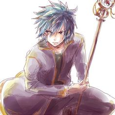 Jellal he's my kind of fanservice ;)