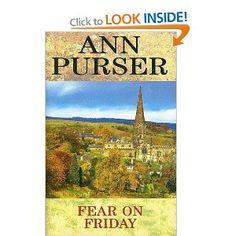 Fear on Friday: Amazon.ca: Ann Purser: Books  More crime in a sleepy English village, good series