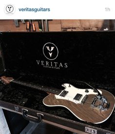 Veritas Custom    - <3'd by Stringjoy Custom Guitar & Bass Strings. Create your signature set today at Stringjoy.com  #guitar #guitars #music