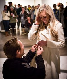 how precious is this whole proposal?!