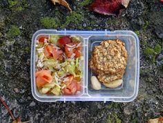 Bento, czyli pudełko z posiłkiem do pracy Bento, Sausage, Lunch Box, Health Fitness, Food And Drink, Chicken, Recipes, Diet, Sausages