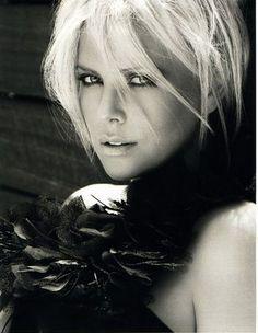 Charlize Theron.  beyond gorgeous