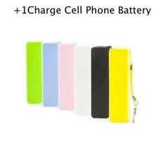 A colorful way to keep your phone fully charged!