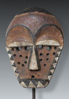 Pende tundu munyangi Maske Kongo B