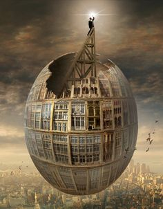 Civilization is a race between education and catastrophe. H. G. Wells Igor Morski
