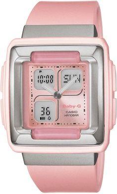 Casio Baby G pink