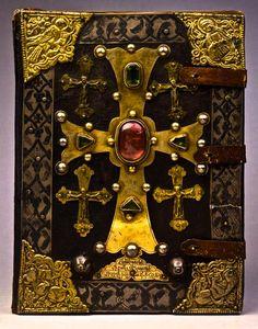 T'oros Roslin Gospels T'oros Roslin (Armenian, active 1256-1268) Byzantine Empire-Turkey