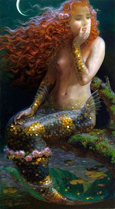mermaid ~ Victor Nizovtsev