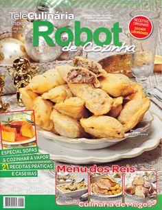 TeleCulinária Robot de Cozinha Nº 60 - Janeiro 2013