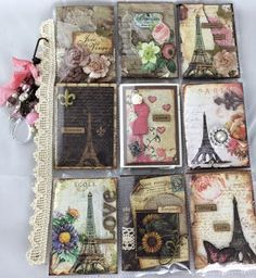 Pocket Letter with Kelley - Creative Embellishments