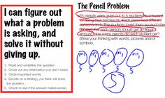 3 Step Process to Strengthen Problem Solving in the Elementary Classroom. Allow students to solve a problem, choose a few to model their thinking, and allow interaction with those who have shared. Use the language of the math practice standards as a guide.