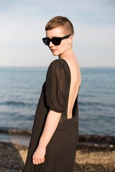 This dress is a must have. The hair rocks too!