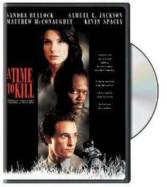 Amazon.com: A Time to Kill: Sandra Bullock, Samuel L. Jackson, Matthew Mcconaughey, Kevin Spacey, Brenda Fricker, Oliver Platt, Charles S. D...
