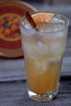 Apple Cider Soda on http://www.elanaspantry.com