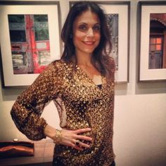 Bethenny Frankel plans to talk about endometriosis on her show, as she too is a sufferer.
