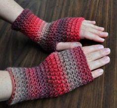 Everyday Fingerless Gloves