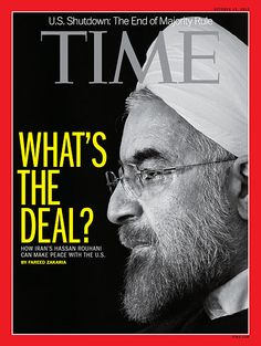 TIME Cover: What's the Deal, October 14, 2013
