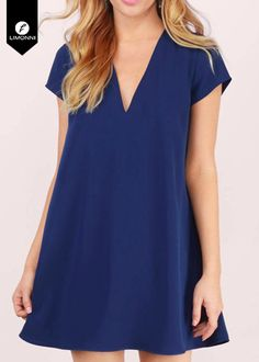 Swans Style is the top online fashion store for women. Shop sexy club dresses, jeans, shoes, bodysuits, skirts and more. Cute Short Dresses, Casual Dresses, Fashion Dresses, Short Sleeve Dresses, Everyday Dresses, Modern Outfits, Little Dresses, Dress Skirt, Clothes
