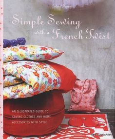 Simple Sewing with a French Twist - CoseConmigo - Picasa Webalbumok