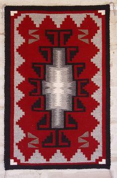 1924 : Ganado Navajo Rugs