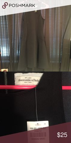 NWT Little Black Dress New with tags! No rips or stains! Will model, offers accepted Abercrombie & Fitch Dresses