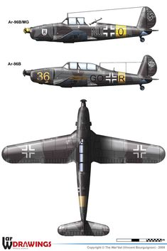 Arado Ar-96 Ww2 Aircraft, Aircraft Carrier, Military Aircraft, Luftwaffe, Royal Navy Officer, War Thunder, Ww2 Planes, Aircraft Design, German Army