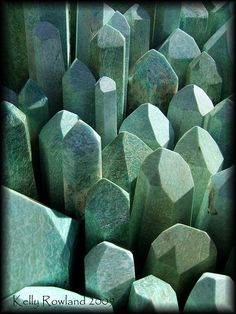 Amazonite.  One of my very favorite minerals!  Lots of this mined in Colorado, around Teller and Park Counties.
