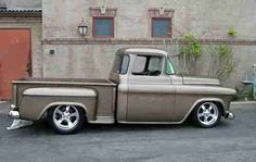 ✿1956 Chevy Pick-Up✿