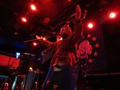 """Domingo 2 de Octubre 2016 20:00h –Sala Changó, Madrid  El pasado 2 de Octubre tuvo lugar de la mano de """"Indypendientes"""" uno de los conciertos más importantes del año, en la Sala Changó…"""