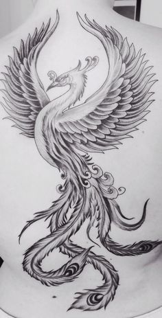 Super Tattoo Oberschenkel Phoenix Birds 24 Ideen - Best Picture For home care logo For Your Taste You are looking for something, and it is going to tell you Kunst Tattoos, Body Art Tattoos, Small Tattoos, Sleeve Tattoos, Tatoos, Girl Tattoos, Phoenix Design, Phoenix Tattoo Design, Phoenix Art