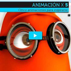 Cinco animaciones para pasar el domingo en la tarde  Cinco inspiradoras piezas de animación.    Leer más: http://www.colectivobicicleta.com/2012/10/animacion-x-5.html#ixzz28eF0k74d