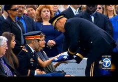 Guess who was missing at funeral of highest ranking officer killed in combat since Vietnam War.......  http://legalinsurrection.com/2014/08/guess-who-was-missing-at-funeral-of-highest-ranking-officer-killed-in-combat-since-vietnam-war/