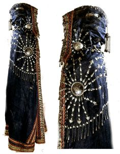 19th Century Ethiopian woman's Robe