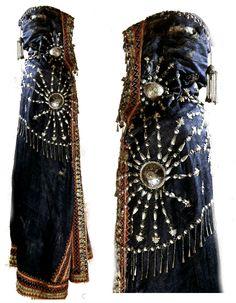 19th Century Ethiopian woman's Robe