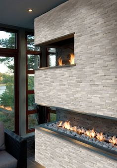 48 best stacked stone ledger panels images fireplace set stones rh pinterest com