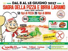 Sagra della Pizza e Birra Lariano (08 Giugno 2017)