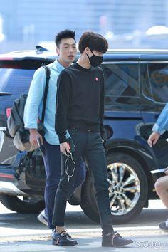 150717: EXO Kai (Kim Jongin); Incheon Airport to Beijing Airport #exok #fashion…