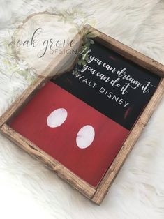 Crafts For Teens, Crafts To Sell, Diy And Crafts, Disney Diy Crafts, Disney Crafts For Adults, Sell Diy, Easy Crafts, Easy Diy, Walt Disney Inspirational Quotes