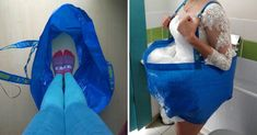 Bookmark this Ikea bag hack for when someone needs to wee in.- This Ikea bag hack is the one for the next time someone needs to wee in a wedding dress - Top Wedding Trends, Wedding Tips, Wedding Events, Wedding Planning, Wedding Hacks, Weddings, Wedding Programs, Country Wedding Dresses, Wedding Dresses Plus Size