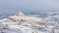 Time-lapse de Morella en Castellón, uno de los pueblos más bonitos de España...