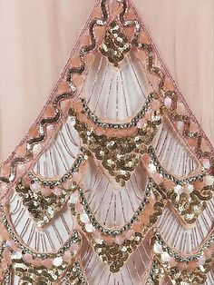 French Dress, detail, 1925, The Metropolitan Museum of Art, via Mlle.