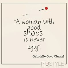 Fashion quotes - Chanel www.piustyle.com