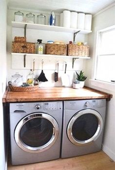 tucked away laundry rooms lovely laundry rooms laundry nook rh pinterest com