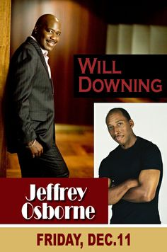 Will Downing  Jeffrey Osborne