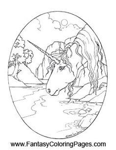 101 Best Unicorns Horse Coloring Images Coloring Books Coloring