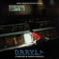 D.A.R.Y.L.: LIMITED EDITION Music by Marvin Hamlisch. Limited Edition of 1500 Units. Love Simon, Ready Player One, Picture Movie, Scores, Soundtrack, The Unit, My Love, News, Music